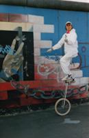 Eywie Einrad auf dem Hocheinrad