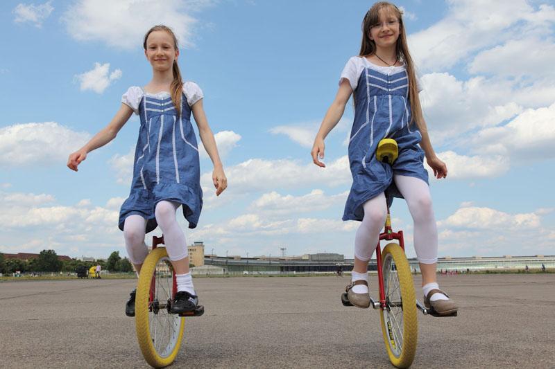 EInradfahrerinnen